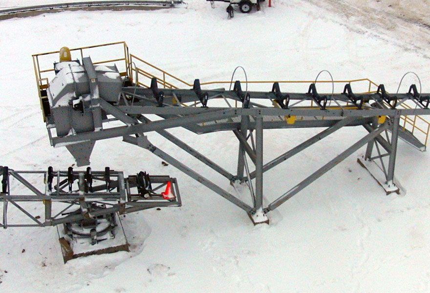 Ts Manufacturing Mining Amp Aggregate