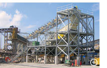 TS designs, manufactures and installs mining & aggregate equipment.