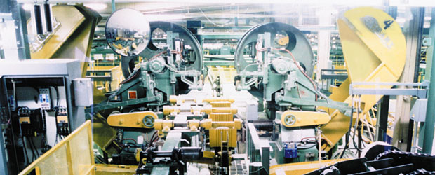 Ts Manufacturing Twin Saw Systems