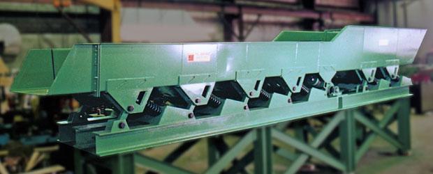 Ts Manufacturing Vibrating Conveyors